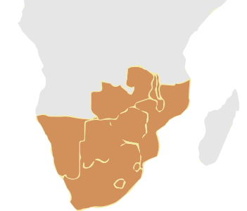 Future Climate For Africa - Malawi map png